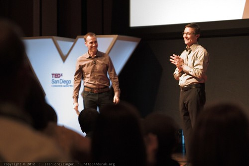 Jack Abbott & Kent McIntosh Close Session 3 of TEDxSanDiego 2012
