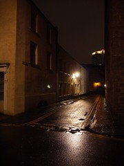 Hobbs Lane night view - Bristol