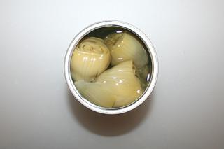 06 - Zutat Artischockenherzen / Ingredient artichoke hearts
