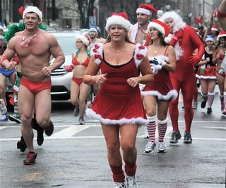 boston santa speedo run 2012 3