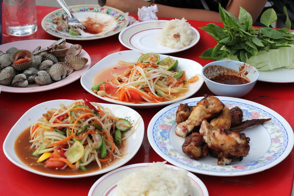 Isaan Thai Feas