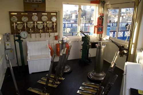 Tower Bridge - Original Control Room