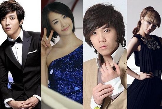 Yong Hwa, Da Som, Hong Ki, Nicole Jadi Pengacara Golden Disk Awards
