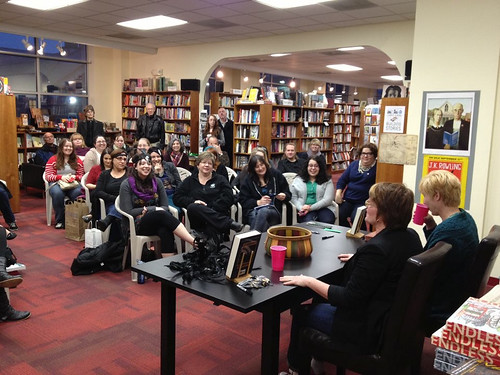 The Hudson Valley YA Society Convenes