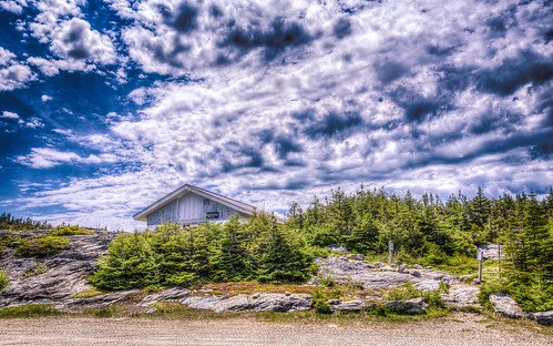 road blue sky mountain nature clouds landscape outside high nikon vermont mt dynamic center mount toll stowe nikkor range hdr vt mansfield smugglers notch 18105 vistor d7000