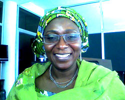 Federal Republic of Nigeria Minister of State for Power Zainab Kuchi. The electrical workers represented by the Trade Union Congress negotiated a deal with the West African state. by Pan-African News Wire File Photos