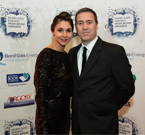 The Burkes at the Irish Book Awards
