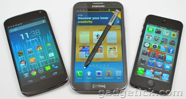 Samsung Galaxy Note 3 будет еще больше
