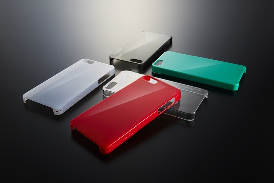 Simplism Crystal Case iPhone 5 Colors