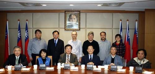 農委會與民間團體會商動物保護業務組織。(圖片來源:關懷生命協會)