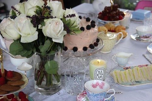 English Afternoon Tea Wedgwood