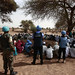 UNAMID Peacekeepers Protecting Civilians in Shangil Tobaya