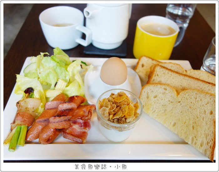 【新北板橋】有樂咖啡YOLO CAFE/江子翠早午餐(已歇業) @魚樂分享誌