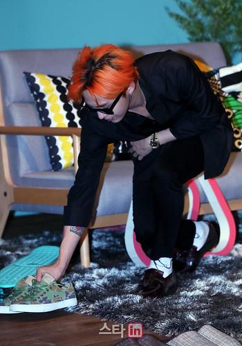 G-Dragon - Airbnb x G-Dragon - 20aug2015 - Star in - 16