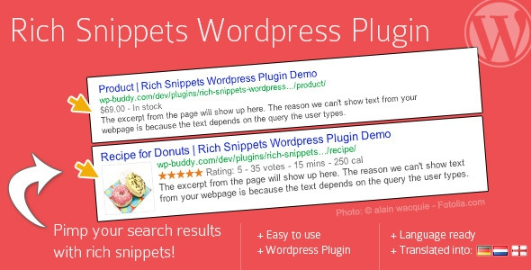 Rich Snippets WordPress Plugin v1.6.2