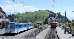 Rigibahn – první evropská ozubnicová železnice