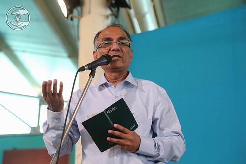 Devotional song by Ashok Shauq, Vikaspuri, Delhi