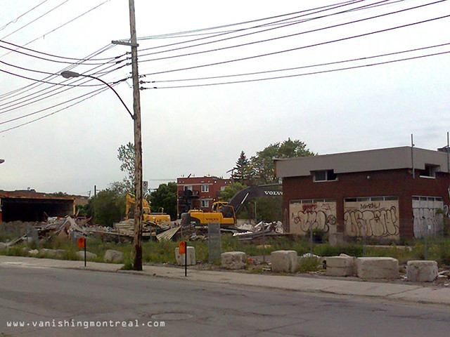 St-Ambroise demolition 1