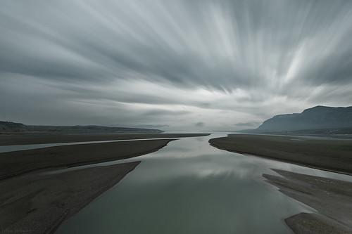 [フリー画像素材] 自然風景, 河川・湖, 雲, 暗雲, 風景 - ギリシャ ID:201211131600