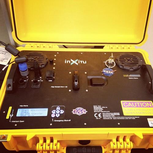 portable XRD!