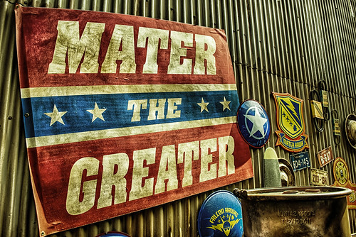 Mater The Greater For President! by hbmike2000 (please see profile)