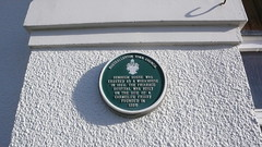 Photo of Green plaque number 11783