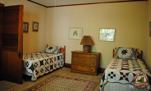 Birch Cottage Bedrooms