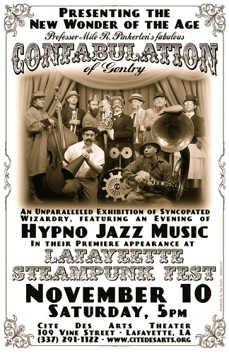 COG Poster 10 Nov Lafayette