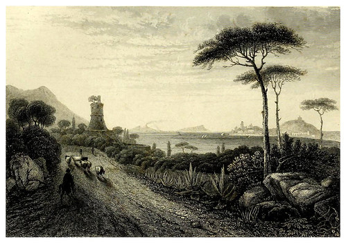 ... for travellers in Italy from London to Naples-1838- William Brockedon