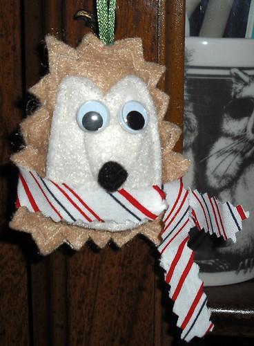 hedgehog - i like this one best!