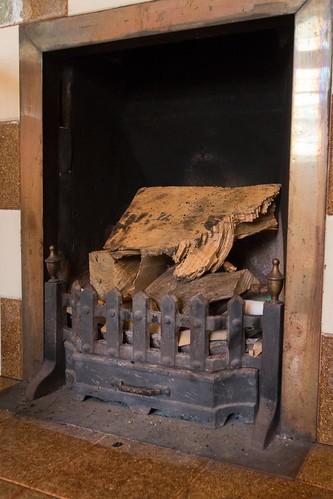 暖炉 本体