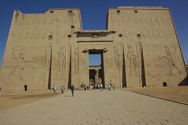 165 - Templo de Edfu
