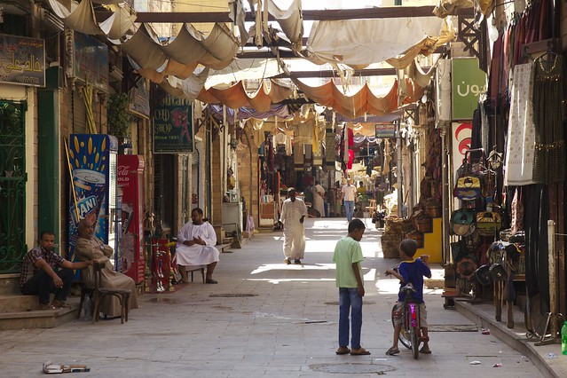 338 - Mercado de Aswan