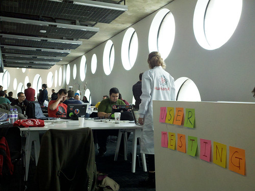 Mozilla Festival London 2012