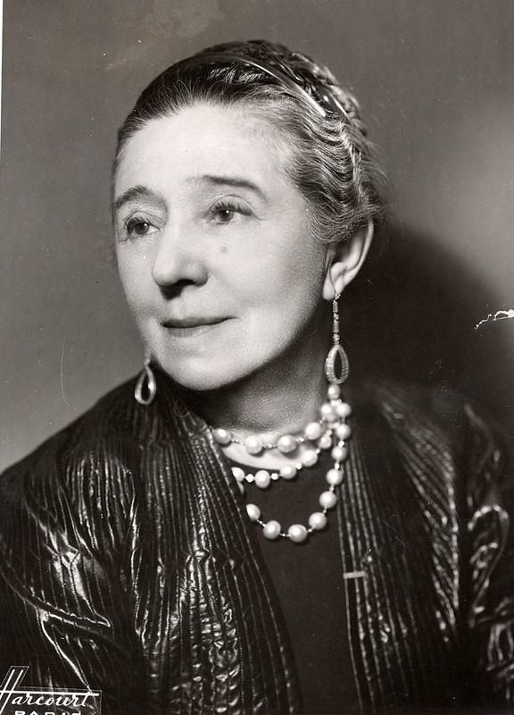 1930's-Jeanne Lanvin par Harcourt