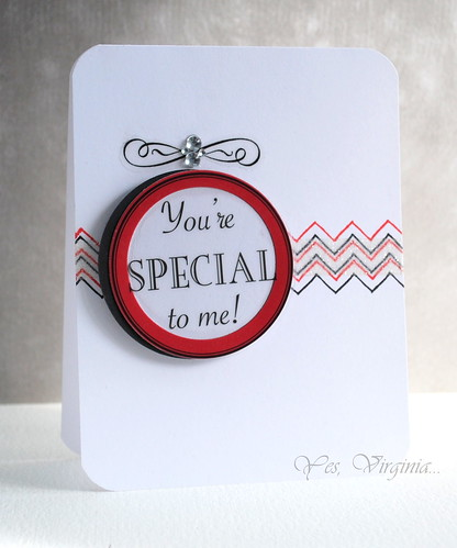 You're Special to me!