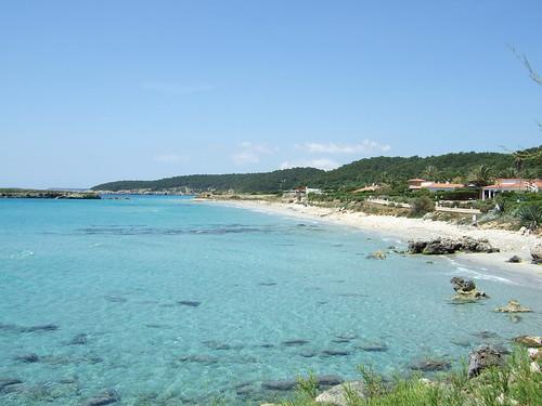 Playa de Sant Adeodat / Santo Tomas / Menorca
