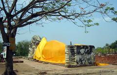 Ayutthya, April 2007