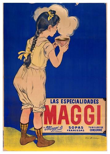 022-Sopas Maggi-1900-Copyright Biblioteca Nacional de España