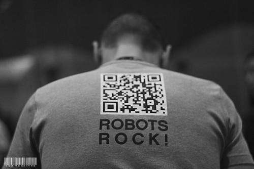 Robots rock!