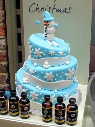 Christmas Cake Flavour Ideas : Cherrapeno: Christmas Ideas from Lakeland