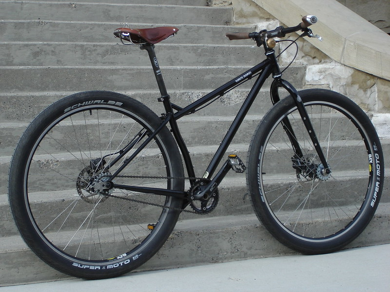 Surly Karate Monkey 4-Speed