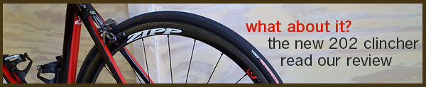 Zipp 202 Clincher Review