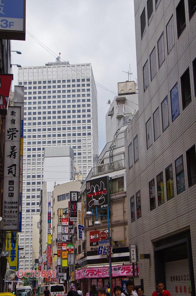 東京北海道吃飽飽玩爽爽自由行 DAY2 明治神宮、竹下通