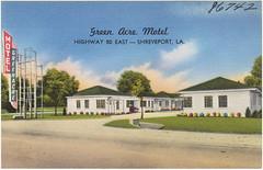 Motel  Shreveport Bobier City