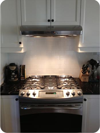 stove view