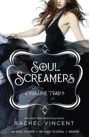 Soul Screamers Vol. 2  11-13