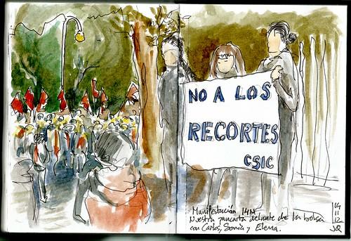 Manifestacion 14N