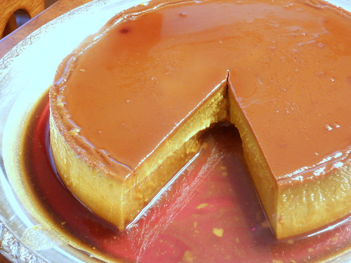 Pumpkin Caramel Latte Flan | Pastry Chef Online