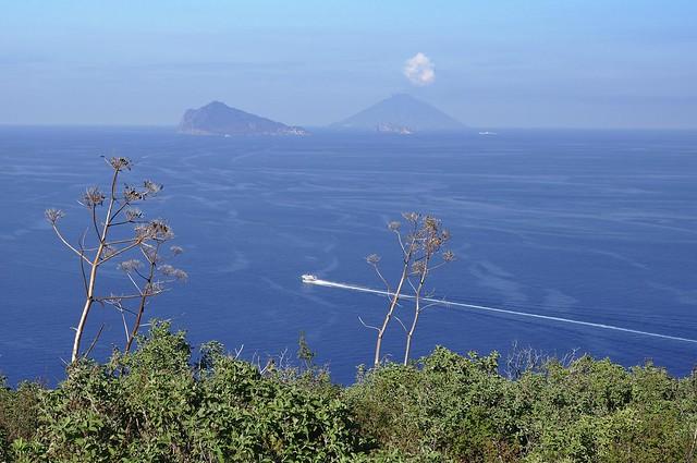 Header of Aeolian Islands